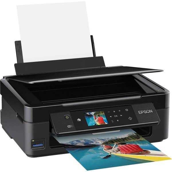 фото МФУ Epson Expression Home XP-442 с СНПЧ