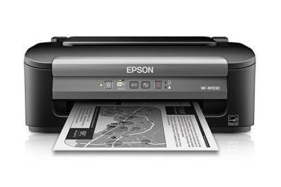 Принтер Epson WorkForce WF-M1030 + СНПЧ
