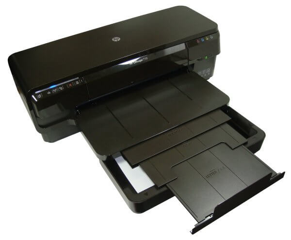 Принтер HP OfficeJet 7110 + СНПЧ