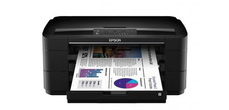 Epson WF-7010 Refurbished с СНПЧ 3