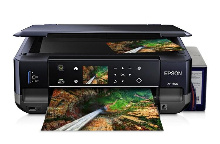 изображение МФУ Epson Expression Premium XP-600 Refurbished + СНПЧ